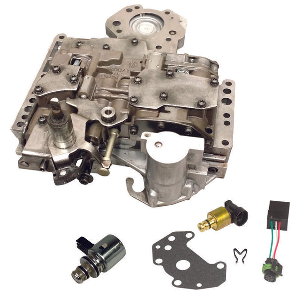 BD Diesel Valve Body - 2003-2007 Dodge 48RE C/W Governor Pressure Solenoid and Transducer (1030423E)