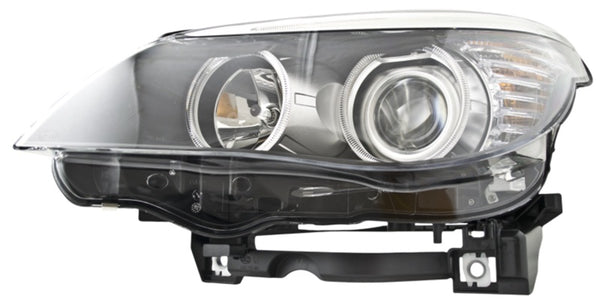 Hella 2008+ BMW 5 Series Sedan/Wagon Replacement Headlamp Driver Side (009449051)
