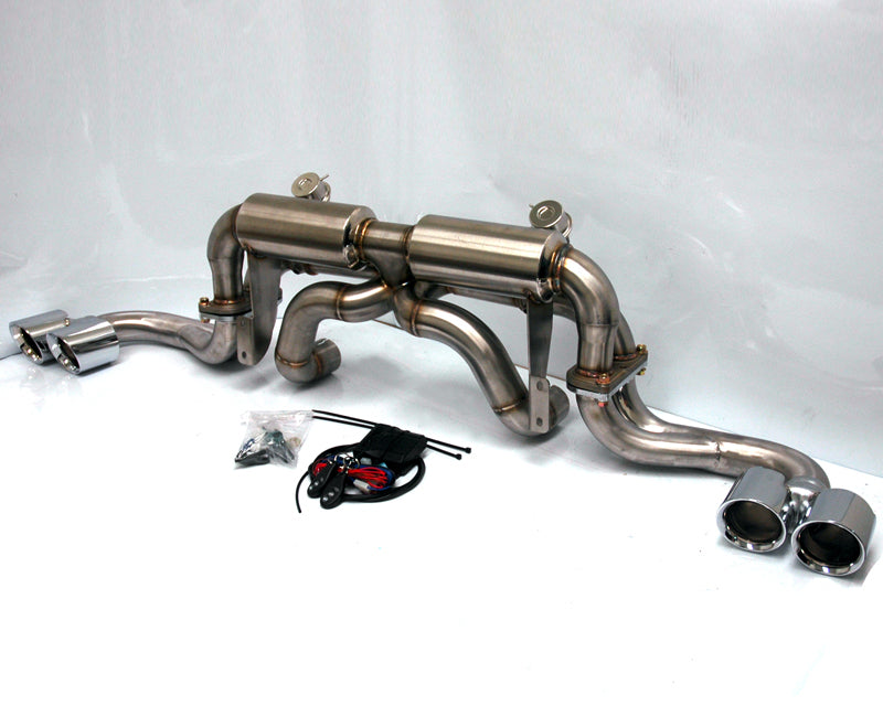 Agency Power Catback Exhausts (AP-F360-170)