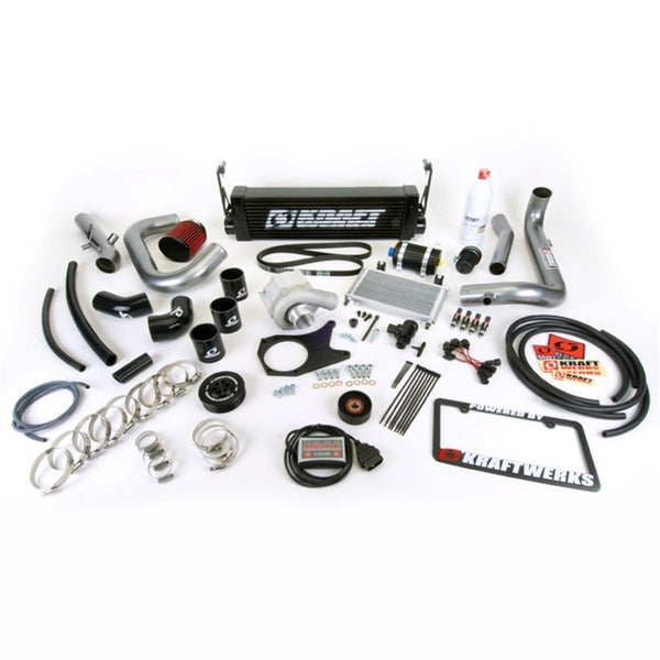 KraftWerks 06-11 Civic Supercharger Kit w/ FlashPro (R18) (150-05-1401)