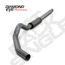 Diamond Eye KIT 5in CB SGL SS: 03-07 FORD 6.0L F250-F350 (K5344S)