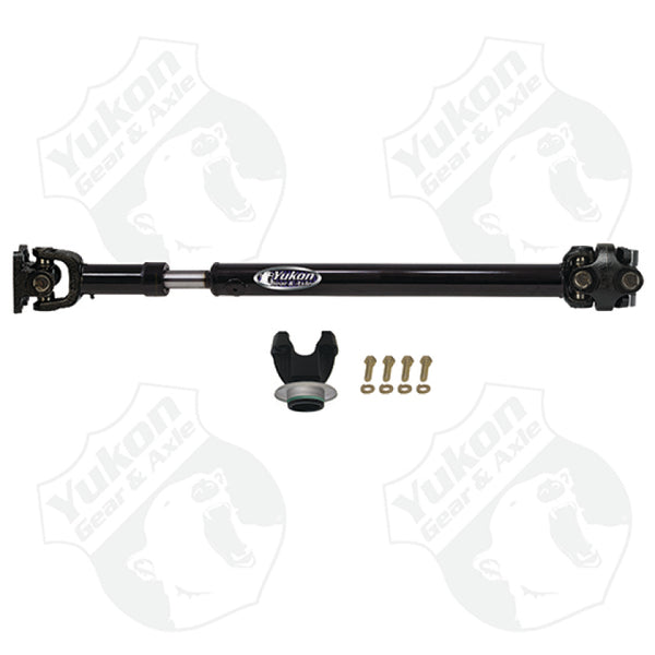 Yukon Gear OE-Style Driveshaft for 12-16 Jeep JK Front M/T Only (YDS016)
