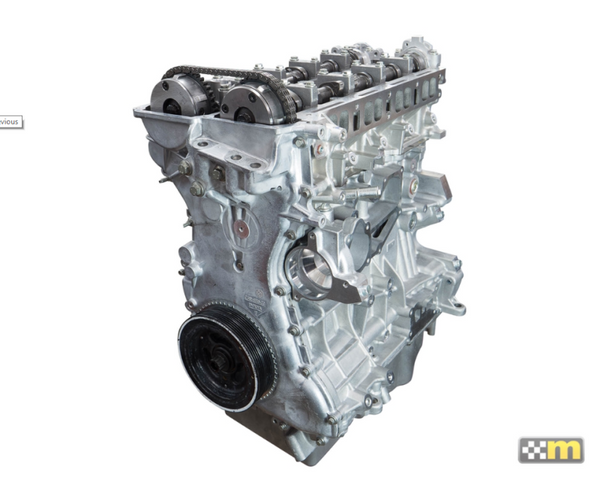 mountune Ford 2.3L EcoBoost High Performance Long Block (6069-SB-230B)