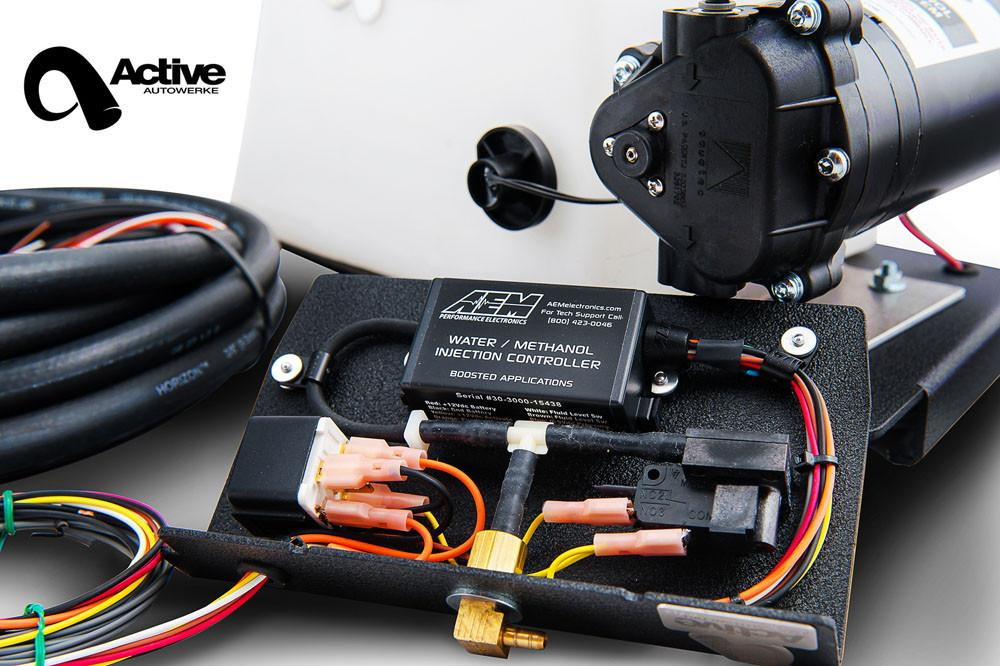 Active Autowerke - BMW 335I METHANOL INJECTION SYSTEM | E9X N54