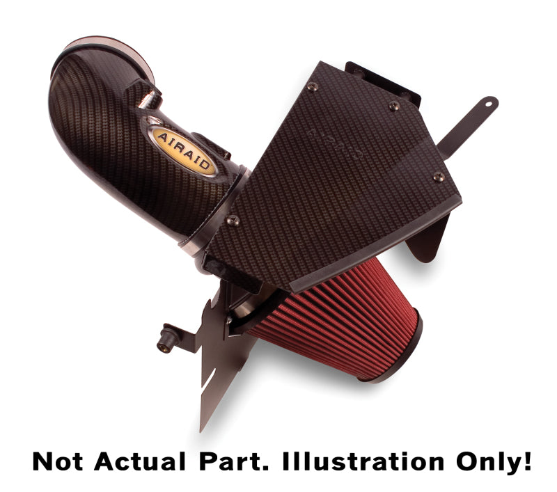 Airaid Cold Air Intake Kit (air250-255C)