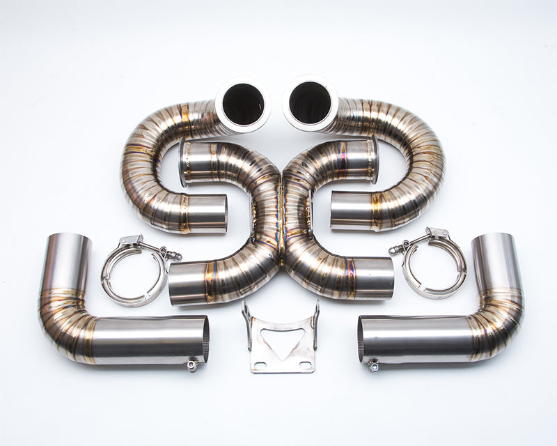 Agency Power Catback Exhausts (AP-F430SC-178)
