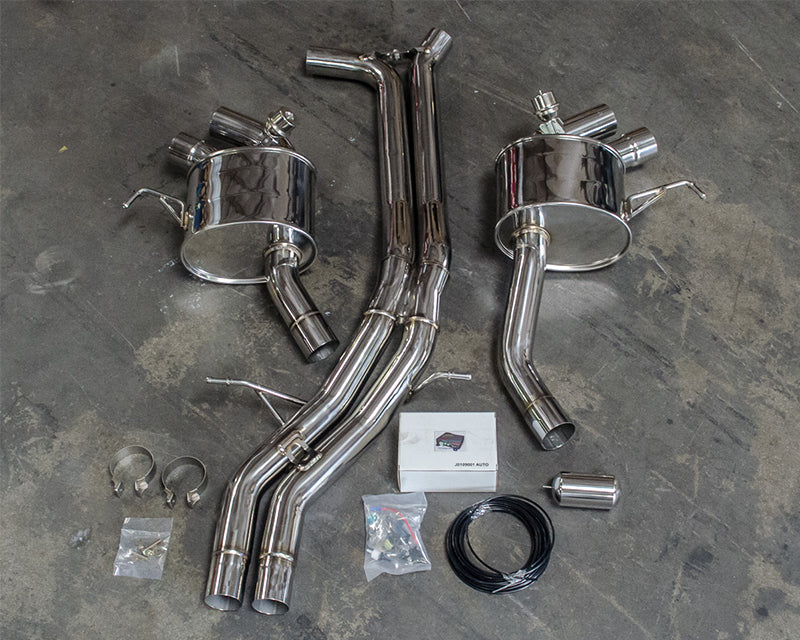 Agency Power Catback Exhausts (AP-95BT-170)