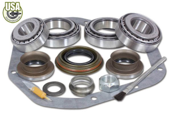 USA Standard Bearing Kit For Ford 9in / Lm102949 Carrier Bearings (ZBKF9-A)