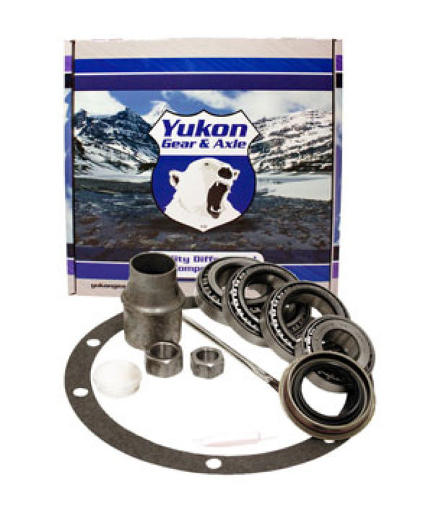 Yukon Gear Bearing install Kit For GM Ho72 Diff / w/ Load Bolt (Tapered Bearings) (BK GMHO72-B)