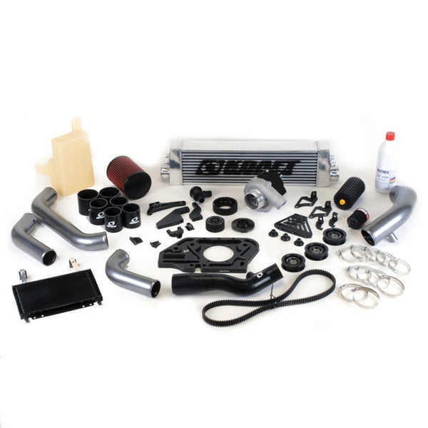 KraftWerks BRZ / FRS / FT86 Supercharger Kit - Black *Does Not Include Tuning* (150-12-1300B)