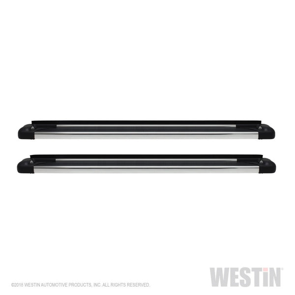 Westin SG6 Polished Aluminum Running Boards 85.50 in (27-64750)