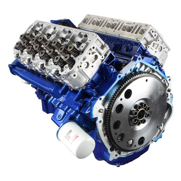 Industrial Injection 00-04 Chevrolet LB7 Duramax Race Performance Long Block (w/ Arp Studs) (PDM-LBZRLB)