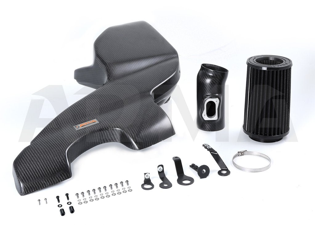 ARMA Speed - MINI COOPER F55 / F56 - HYPERFLOW CARBON FIBER COLD AIR INTAKE SYSTEM