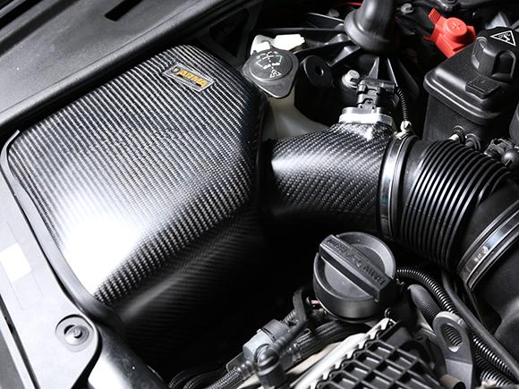 ARMA Speed - BMW F10 M5 / F12 M6 - HYPERFLOW CARBON FIBER COLD AIR INTAKE SYSTEM