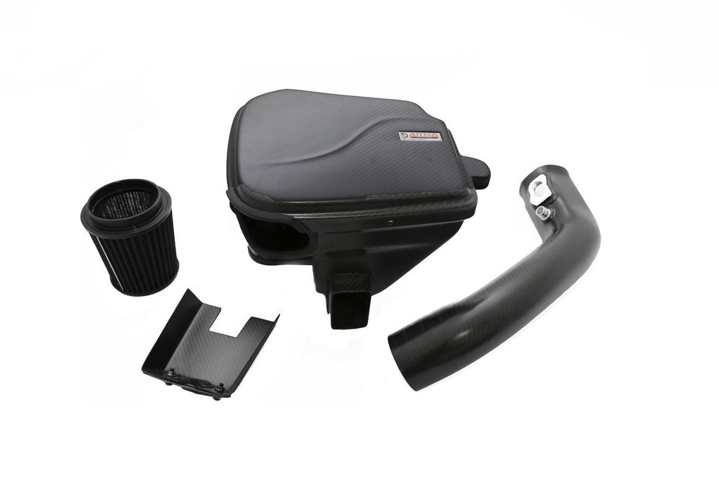 ARMA Speed - BMW F20 M135I / F22 M235I - HYPERFLOW CARBON FIBER COLD AIR INTAKE SYSTEM