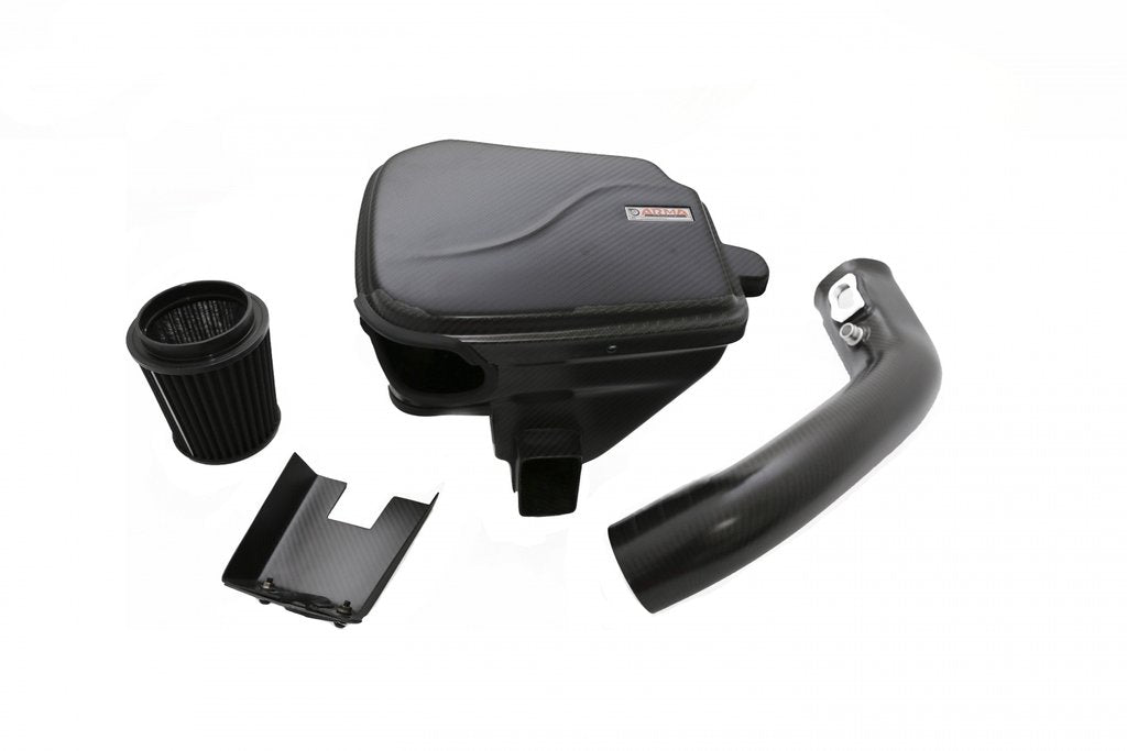 ARMA Speed - BMW F30 335I / F32 435I - HYPERFLOW CARBON FIBER COLD AIR INTAKE SYSTEM