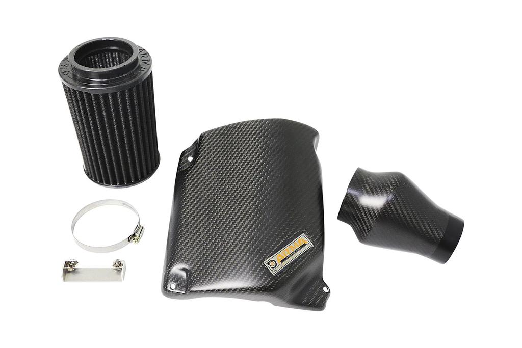 ARMA Speed - MERCEDES-BENZ W212 E250 - HYPERFLOW CARBON FIBER COLD AIR INTAKE SYSTEM