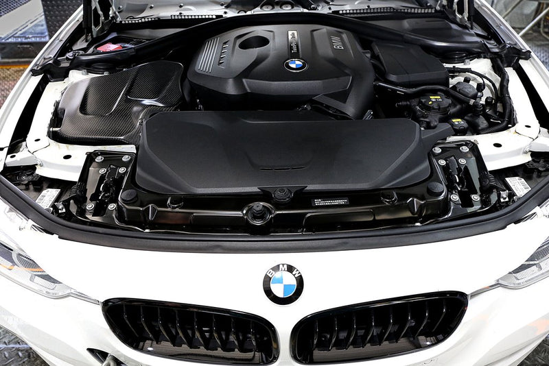 ARMA Speed - BMW F30 340I - HYPERFLOW CARBON FIBER COLD AIR INTAKE SYSTEM