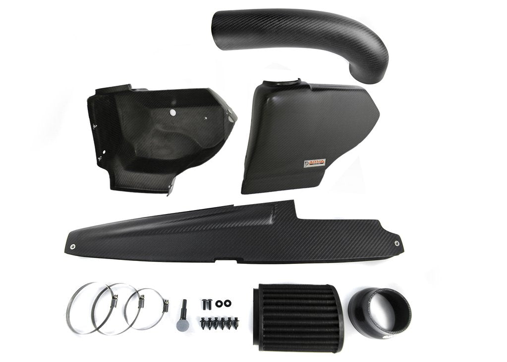 ARMA Speed - AUDI TT MK3 TYPE FV/8S TFSI - HYPERFLOW CARBON FIBER COLD AIR INTAKE SYSTEM