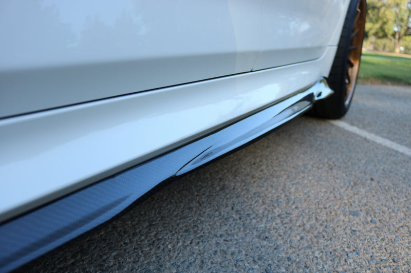 DINMANN CF - BMW F90 M5 - SIDE SKIRTS