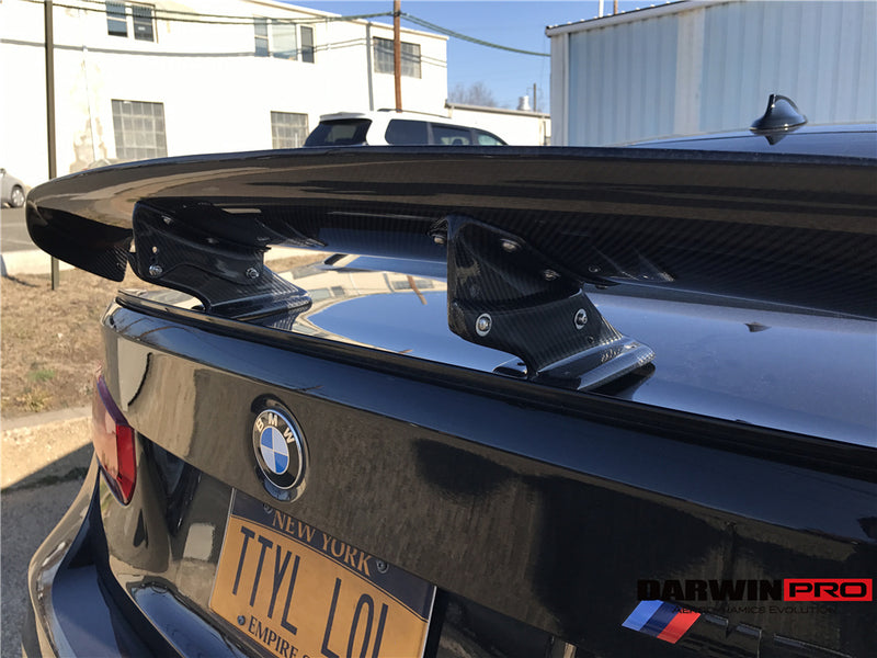 F32/F33/F80/F82 VA2 Style Carbon Fiber Trunk Spoiler Wing For BMW M3/M4 3 Series