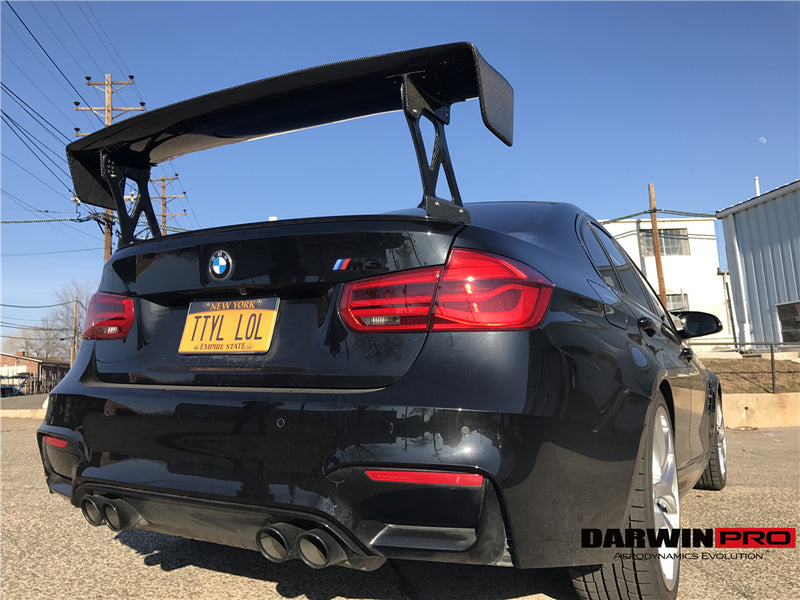 BMW F32/F33/F80/F82 M3/M4 VAS Style Carbon Fiber Trunk Spoiler Wing Body Kit
