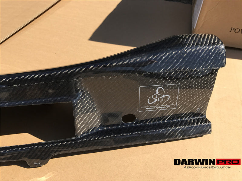 Darwin Pro - 2014-2017 Panamera ARN Style Carbon Fiber Side Skirts Body Kit for Porsche
