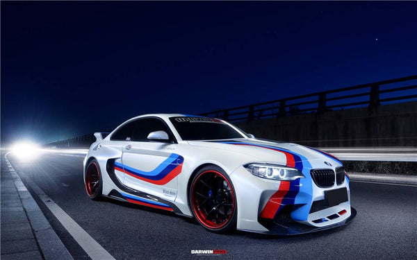 Darwin PRO BMW 2 Series F22 GT Full Wide Body Kit