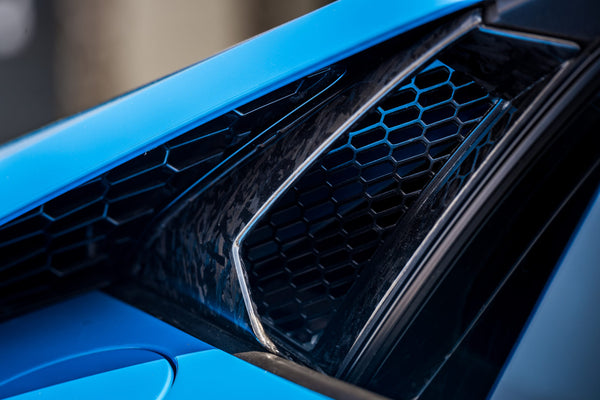 1016 Industries - Lamborghini Huracan Performante Side Intake Vents