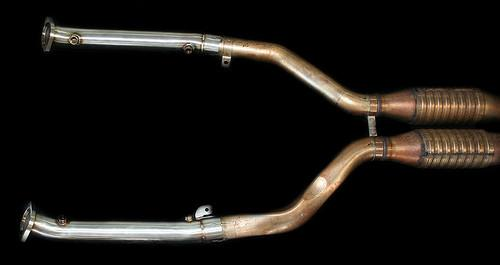 Active Autowerke - BMW TEST PIPES FOR E9X M3 (2008 - 2013)