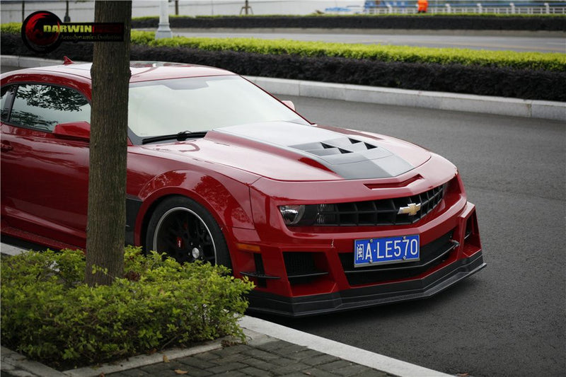 2010-2015 Chevrolet Camaro DP ZL1 Style Portion Carbon Fiber Full Wide Body Kit
