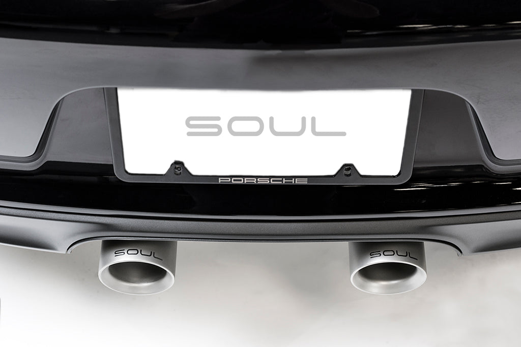 Soul Performance - Custom Exhaust Tips