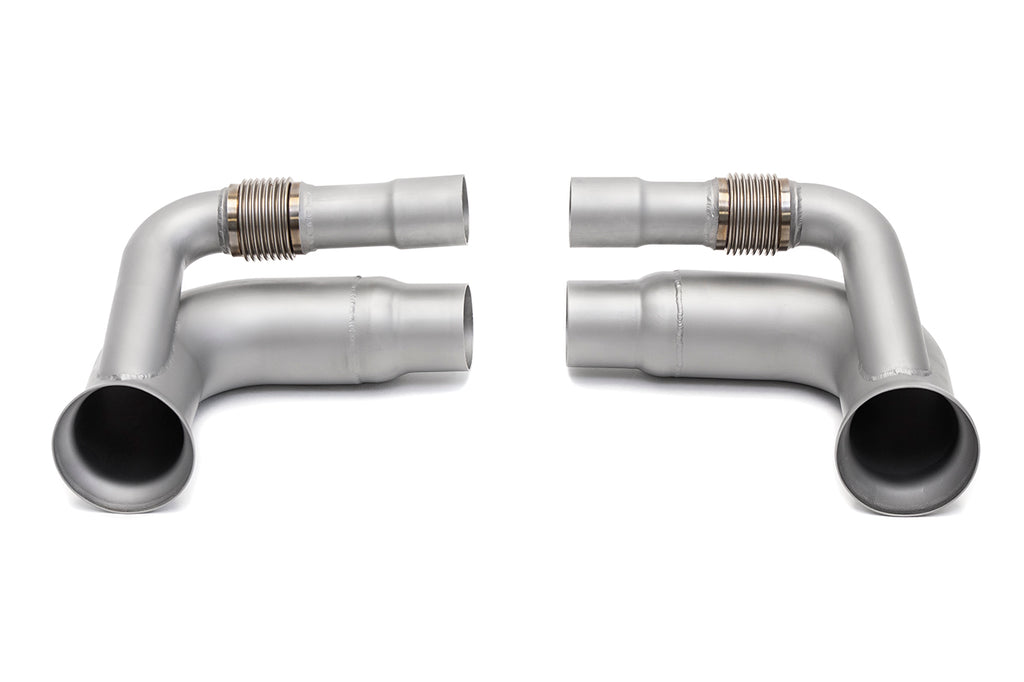 Soul Performance - Porsche 991 GT3 / 911R Side Muffler Bypass Pipes