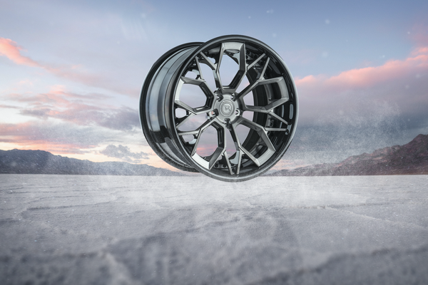 RYFT Wheels - 3-PIECE // [RMESH] V1 | MESH-SPOKE FORGED