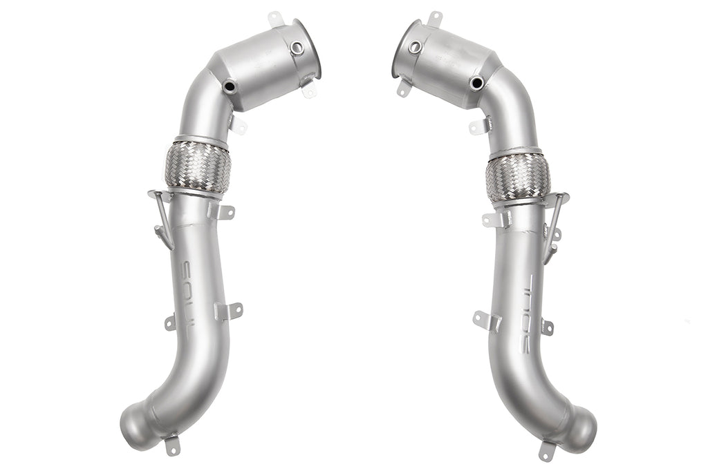 Soul Performance - McLaren MP4-12C / 650S / 675LT Sport Downpipes