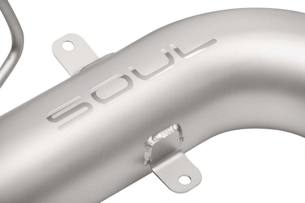 Soul Performance - McLaren MP4-12C / 650S / 675LT Competition Downpipes