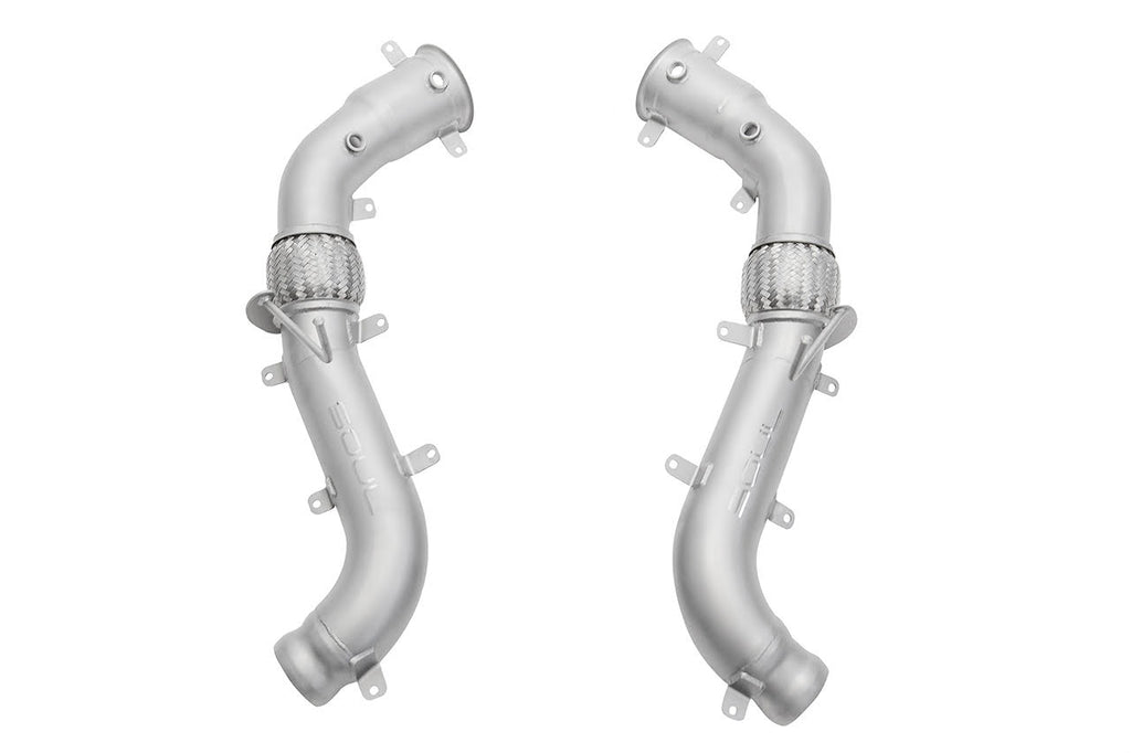 Soul Performance - McLaren 570S / 570GT / 540C Competition Downpipes