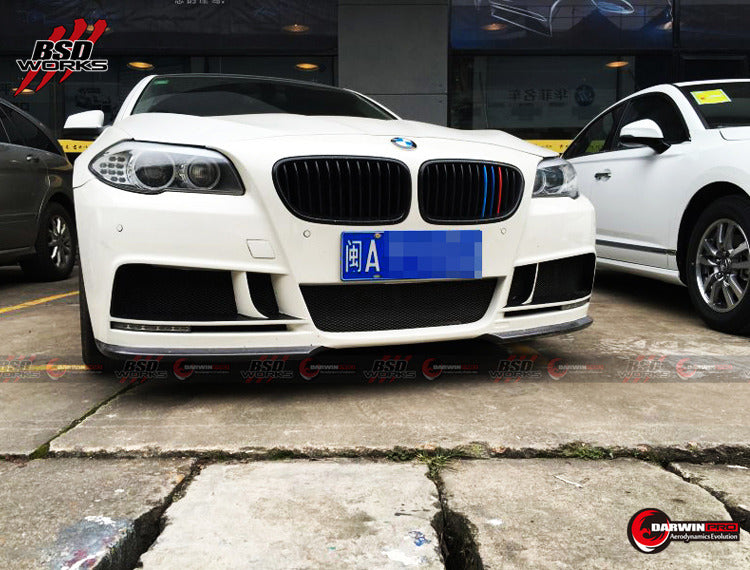 2011-2015 BMW F10 5 Series HM Style Portion Carbon Full Body Kit For 528 535