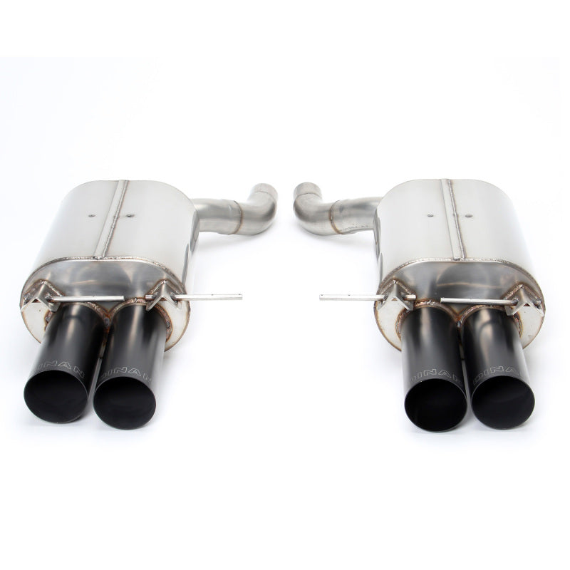 Dinan Free Flow Exhaust BLK Tips (dinD660-0010-BLK)