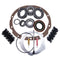 Yukon Gear Master Overhaul Kit For Ford Daytona 9in Lm104911 Diff w/ Crush Sleeve Eliminator (YK F9-HDD-SPC)