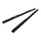 Xtune Nissan Murano 09-13 4 Inch Oval Side Step Bar Black SSB-NMU-A09S1213-BK (5017246)