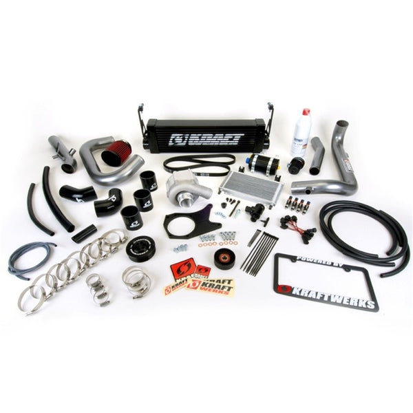 KraftWerks 06-11 Civic Supercharger Kit w/o Flashpro (R18) (150-05-1400)