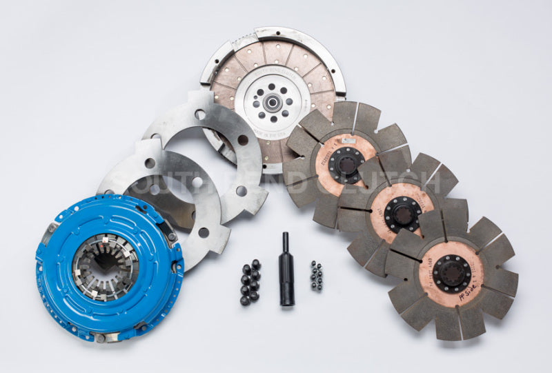 South Bend Clutch Diesel Feramic Clutch Kits (sbcDDDCMAXY)