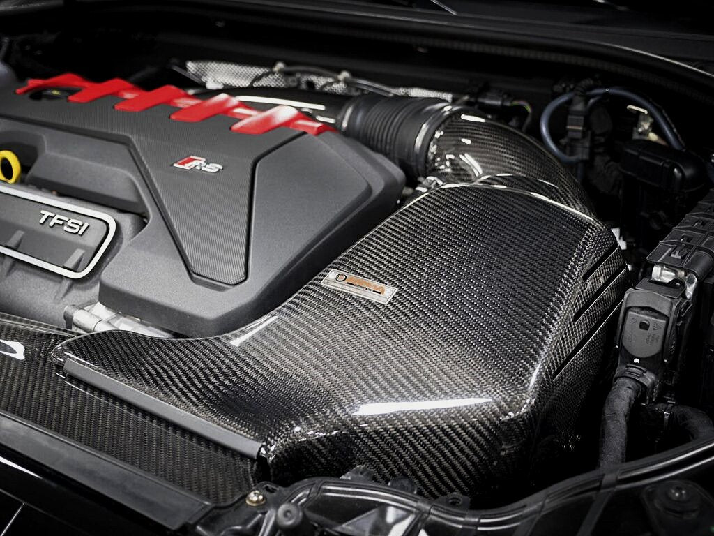 ARMA Speed - AUDI RS3 8.5V - HYPERFLOW CARBON FIBER COLD AIR INTAKE SYSTEM