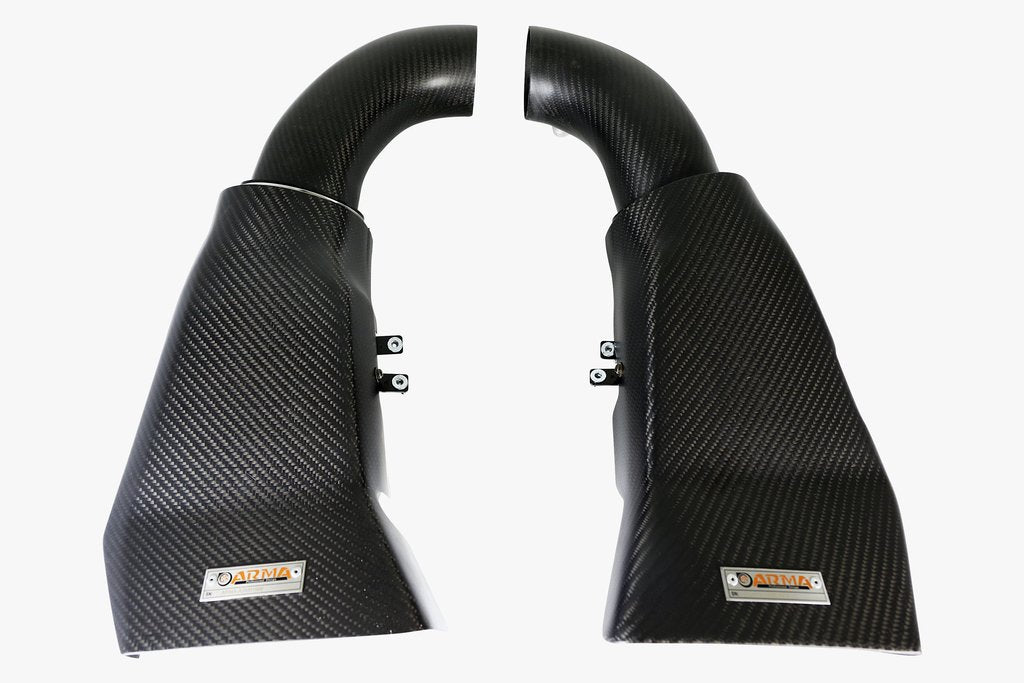ARMA Speed - AUDI RS5 - HYPERFLOW CARBON FIBER COLD AIR INTAKE SYSTEM