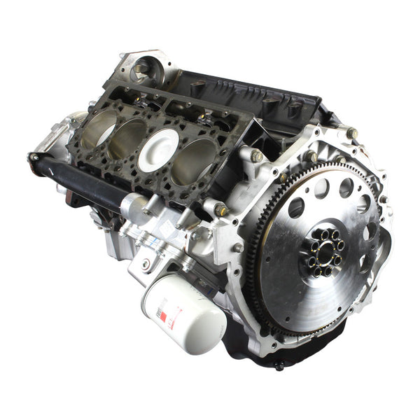 Industrial Injection 10-12 Chevrolet LML Duramax Performance Short Block ( No Heads ) (R/R Only) (PDM-LMLRSB)