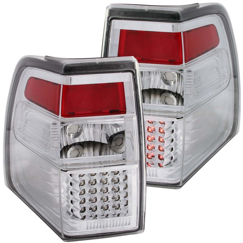ANZO LED Taillights (anz311109)