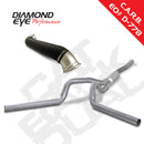 Diamond Eye KIT 4in CBDL w/ TDP AL 06-07 Chevy/GMC 6.6L Duramax 2500/3500 (K4128A)