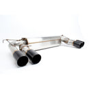 Dinan Free Flow Exhaust BLK Tips (dinD660-0054-BLK)