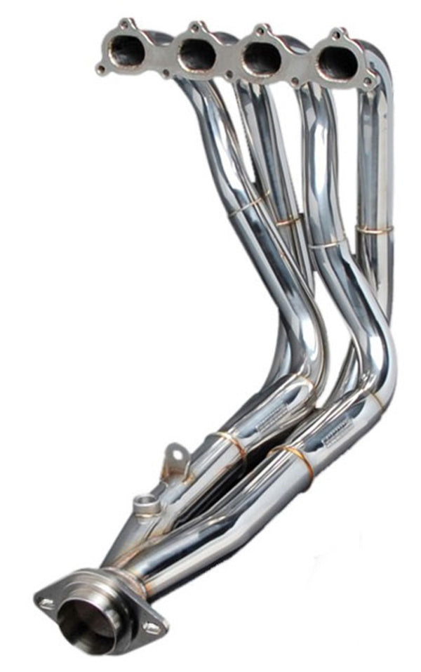 Skunk2 Alpha Honda/Acura B SERIES VTEC Stainless Steel Race Header (4-2-1 Step Design) (412-05-1900)